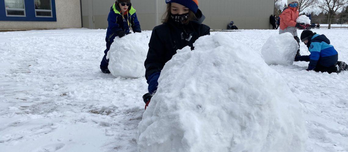 snowman 2021